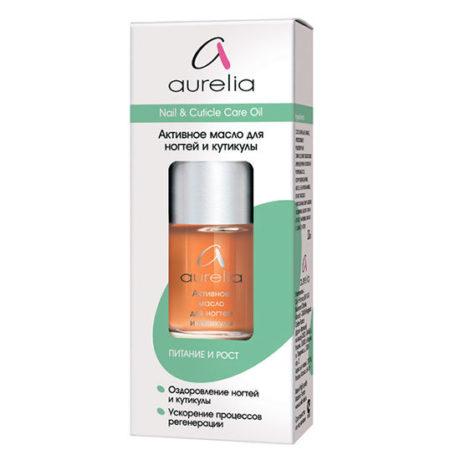 активное масло для ногтей и кутикулы