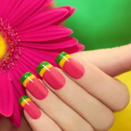 Лаки для ногтей AURELIA & PLATINUM