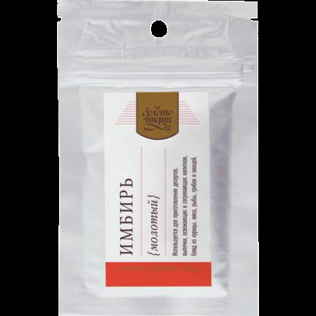 Имбирь сушеный молотый (Dry Ginger Powder)