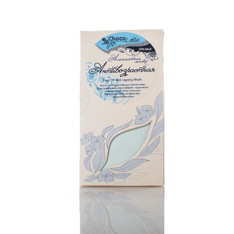 Альгинатная маска для лица АНТИВОЗРАСТНАЯ/ Peel Off Anti-ageing Mask / 150мл