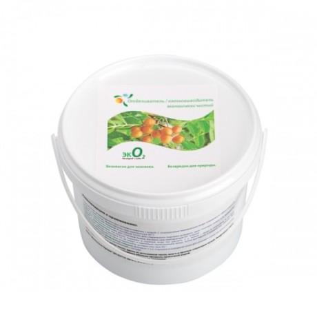 Экологичный отбеливатель-пятновыводитель ЭКО2