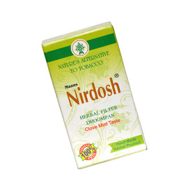 Nirdosh (Нирдош) - сигареты без никотина