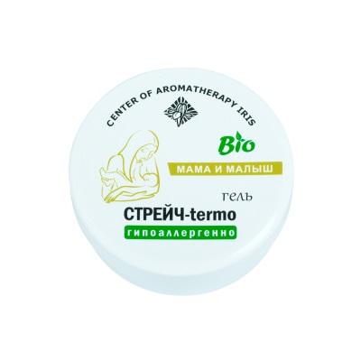 Гель «СТРЕЙЧ-termo» (лифтинг для кожи живота, бедер,разогревающий) 125 мл /ТМ Ирис