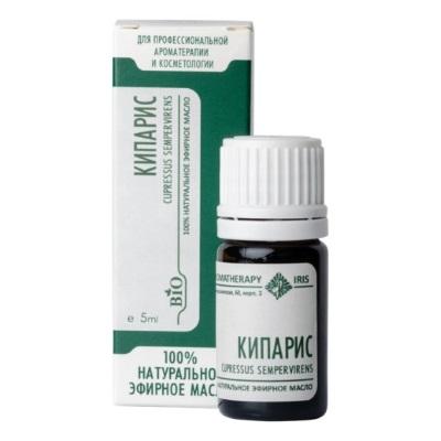 Эфирное масло «Кипарис» 5мл /ТМ Ирис