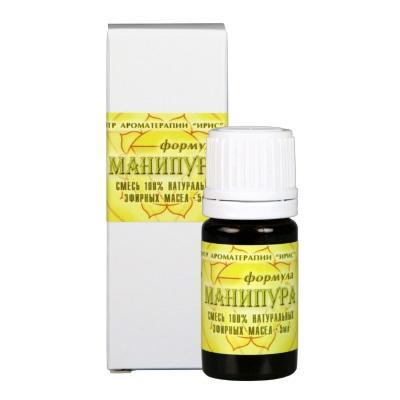 Масло чакры «Манипура» 5 мл /ТМ Ирис