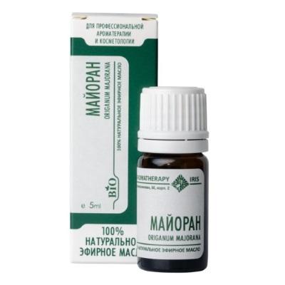 Эфирное масло «Майоран» 5мл /ТМ Ирис