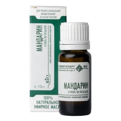 Эфирное масло «Мандарин» 10мл /ТМ Ирис