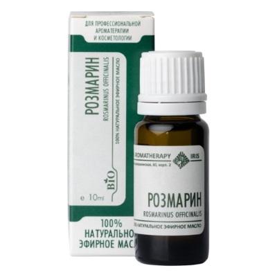 Эфирное масло «Розмарин» 10мл /ТМ Ирис