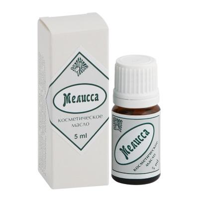 Масло «Мелисса» с фитоэстрогенами 5 мл /ТМ Ирис