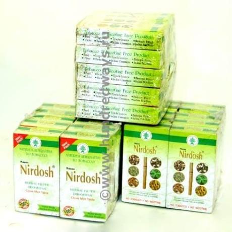 Нирдош - сигареты без никотина (блок)