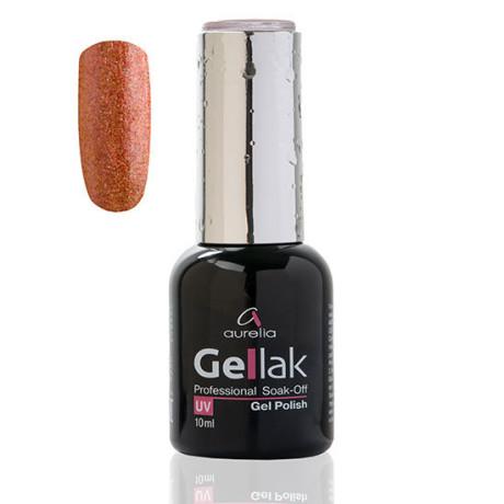 Aurelia Gellak 58 — гель-лак с глиттером