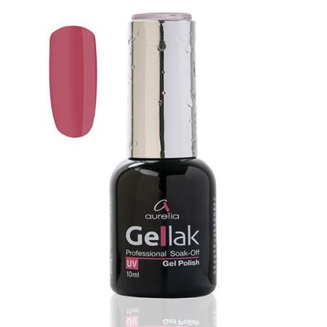 Aurelia Gellak 83 — Дикий Вереск — глянцевая эмаль с мельчайшим шиммером