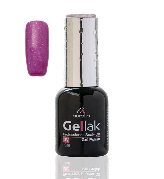 Aurelia Gellak 99 — Рубеллит — гель-лак с глиттером