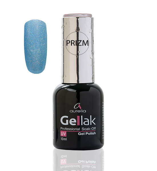 Aurelia Gellak PRIZM 136 — Аквамарин