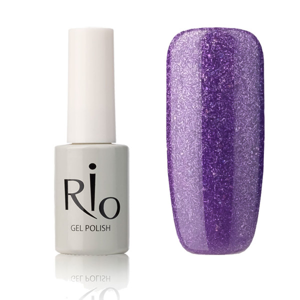 "Лак № 92 ""Rio Gellak"" 6 мл /ТМ Platinum Collection"