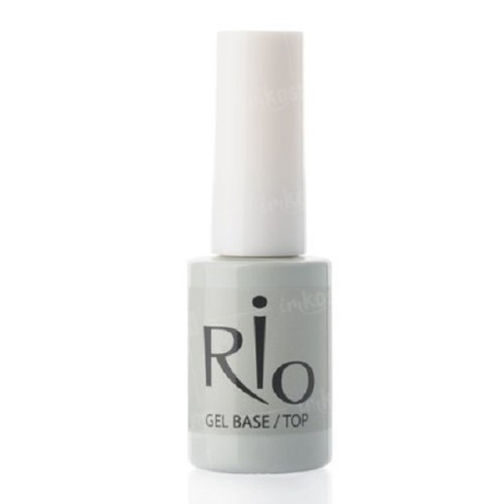 "База/Топ ""Rio Gel"" 6 мл /ТМ Platinum Collection"
