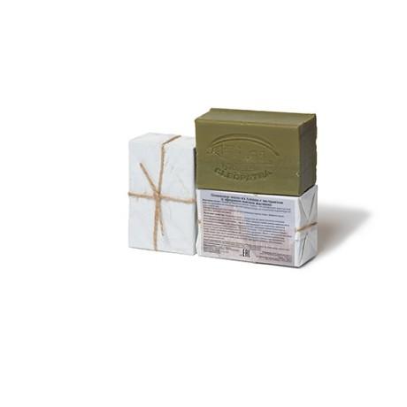 Мыло оливковое Жасмин 2