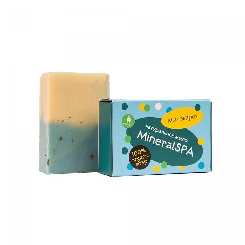 MINERAL SPA натуральное мыло