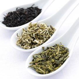 Чаи травяные